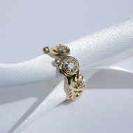 18ct Gold Diamond Remodel