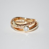 9ct Gold and Diamond Remodel